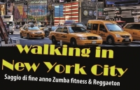 "Zumba Party ""Walking in New York City"""