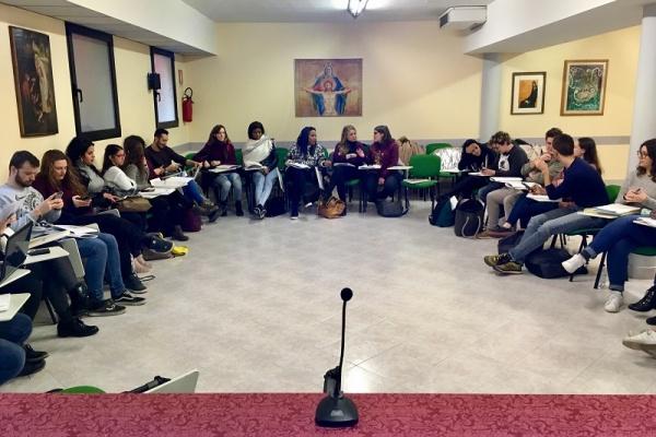 Servizio civile Acli nel Triveneto: 26 giovani in formazione a Camposampiero