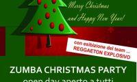 Zumba Christmas Party con l'Asd Sport & Dance
