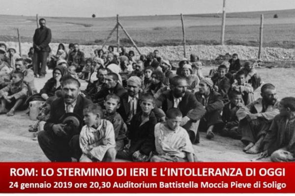 Rom: lo sterminio di ieri e l'intolleranza di oggi