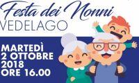 Festa dei nonni a Vedelago: merenda e spettacolo per nonni e nipoti