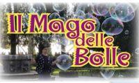 Il mago delle bolle al castello di Conegliano