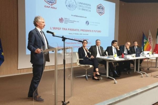 """Rossini:""""La leva fiscale sia strumento di sviluppo"""""""