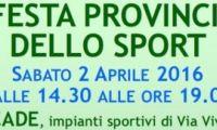 3^ Festa Provinciale dello Sport