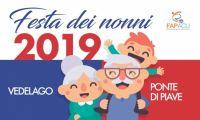Festa dei nonni a Vedelago e Ponte di Piave