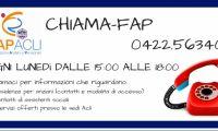 Chiama FAP: il nuovo servizio attivo a Treviso