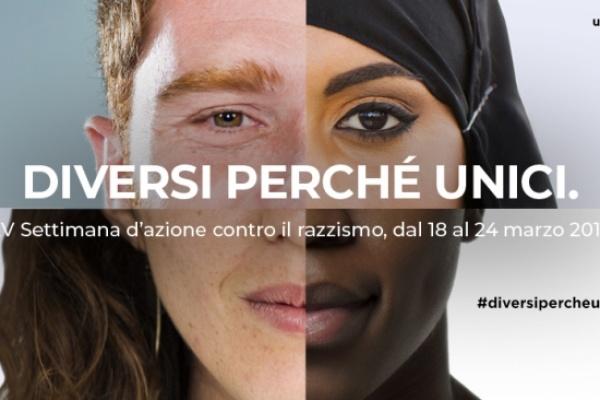 Una settimana contro le discriminazioni razziali