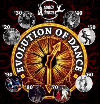 Evolution of Dance, spettacolo del Punto Danza