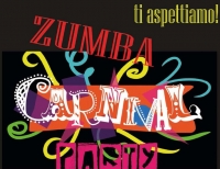 Zumba Carnival Party all'Odissea Fun City il 18 febbraio