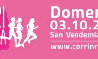 Corri in rosa a San Vendemiano il 3 ottobre