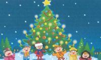 Giochi sotto l'albero a Mareno