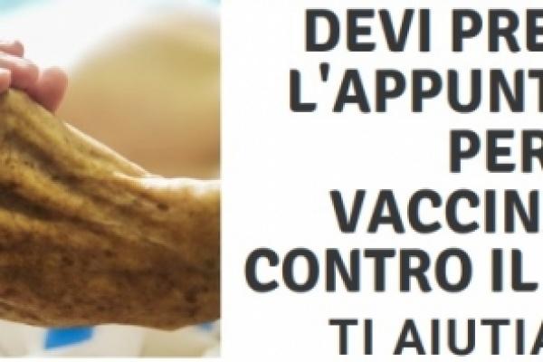 Vaccini Covid 19: per prenotarli ti aiutiamo noi